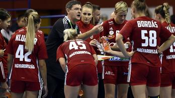 Izgalmas meccsen nyert a női kéziválogatott Szlovákiában