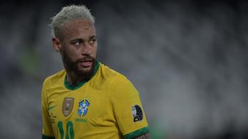 Neymar: A katari lesz az utolsó világbajnokságom