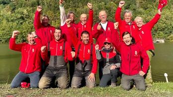 Sikeresen szerepeltek a magyarok a szlovéniai horgász-világbajnokságon