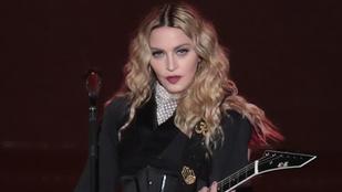 Önkielégítés, drogok, szeretők: szexuális életéről vallott Madonna