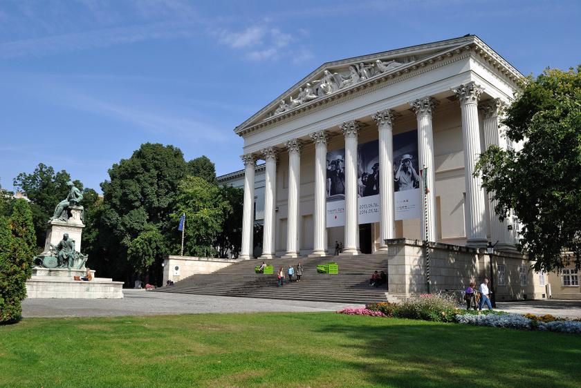 Magyar Nemzeti Múzeum épülete