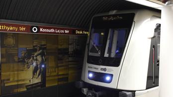 Gázolt a metró a Széll Kálmán térnél