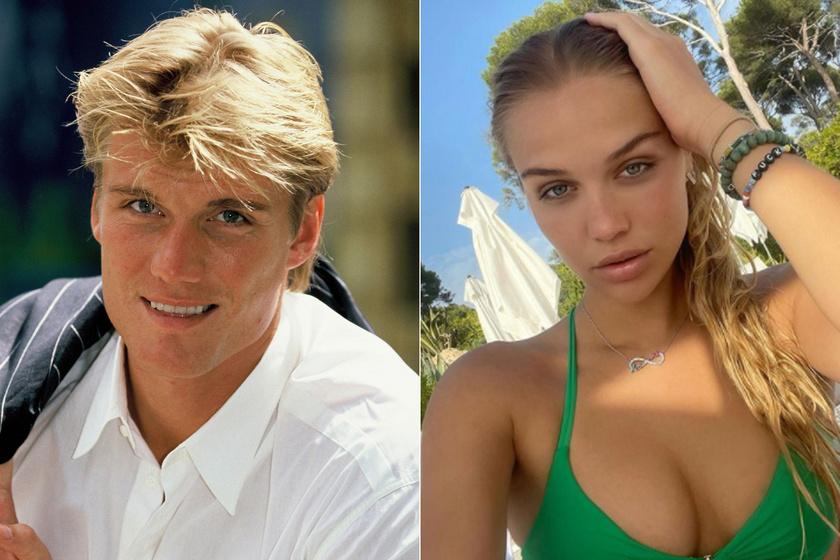 Dolph Lundgren 25 éves lányának szépségétől eláll a lélegzetünk: Idából modell lett