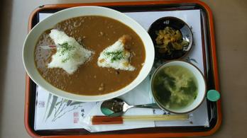 Sziget alakúra formázta a rizst a szakács, kitört a botrány Japán és Dél-Korea között