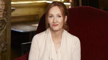 Új regénnyel állt elő J.K. Rowling