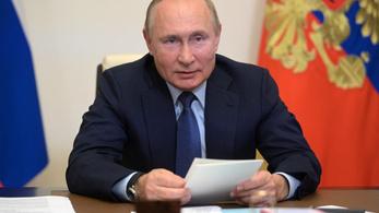 Vlagyimir Putyin lefaragta az orosz űrprogram pénzét
