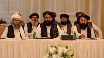 Nagy a baj, már az Európai Unióval egyezkednek a tálibok