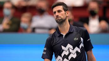 Az oltáson múlhat Djokovics szereplése az Australian Openen
