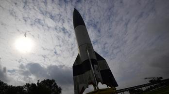 A mai napig találnak V2 rakétákat Angliában