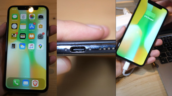 Egy mérnök megcsinálta az USB-C-s iPhone-t