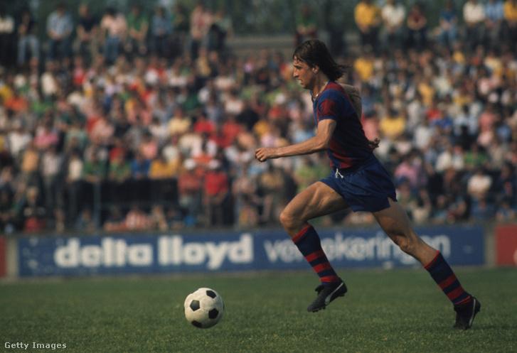 Johan Cruyff az 1977/78-as szezonban