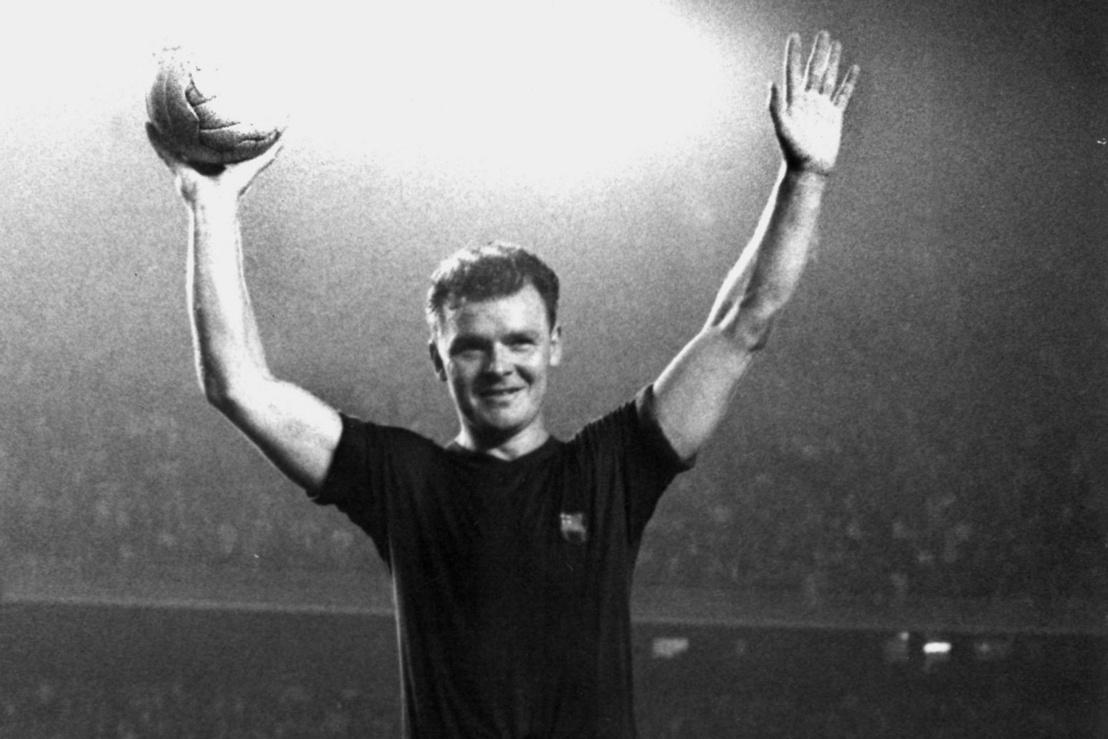 Kubala László 1961. június 25-én