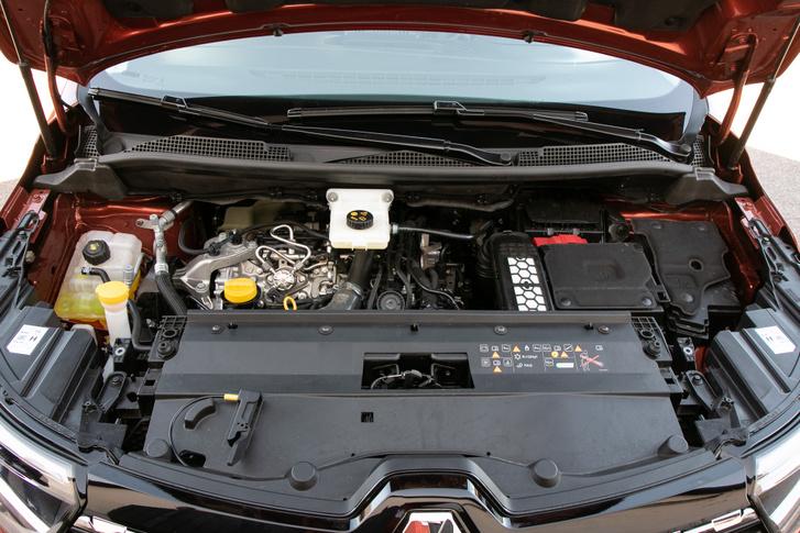 Az 1,3 literes turbós benzinmotor nem ide való