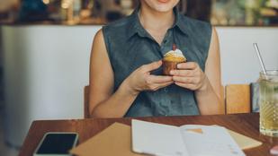 Gyors édességrecept: sütőtökös muffin kandírozott gyömbérrel