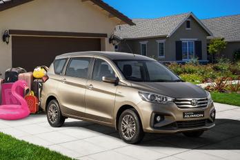 Itt egy új Toyota, Suzuki-alapon