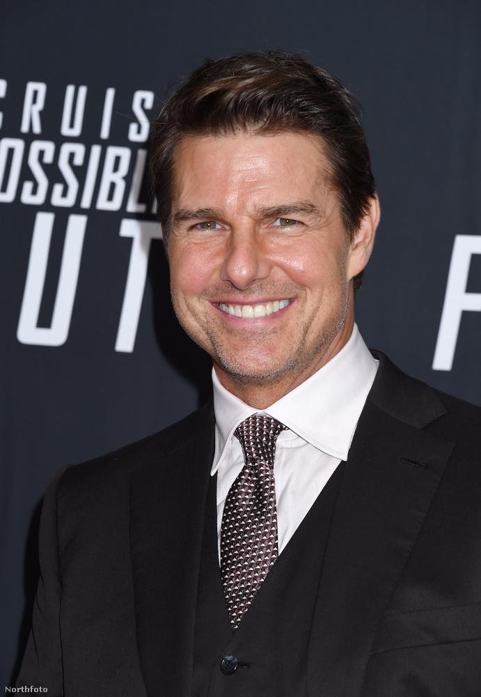 2018-ban, a Mission: Impossible - Utóhatás című film premierjén így nézett ki.
