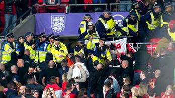 Angol–magyar meccs: a FIFA nem tűri a szurkolók verekedését