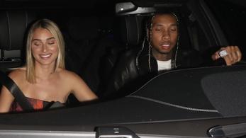 Családon belüli erőszak vádjával tartóztatták le Kylie Jenner exét