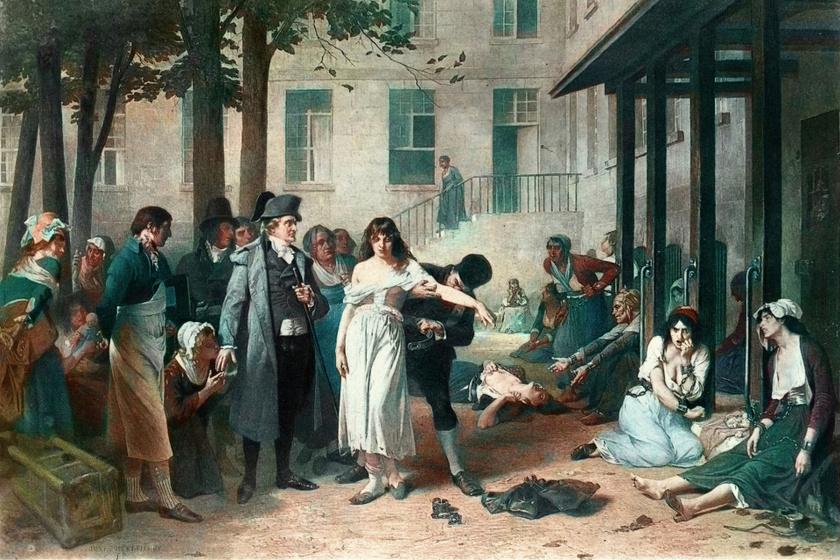 A viktoriánus korszakban sorra zárták az őrültek házába a nőket: a hajadonság és a fáradékonyság is elegendő ok volt