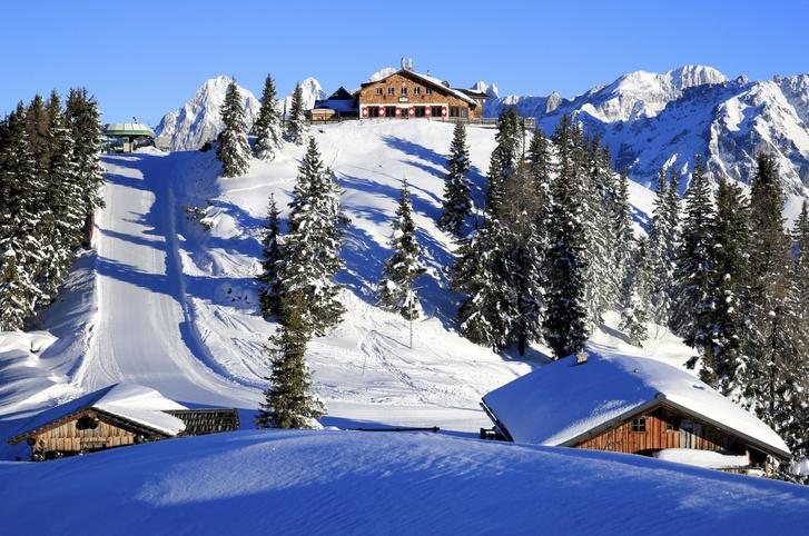 Hochwurzen hütte © Steiermark Tourismus/photo austria
