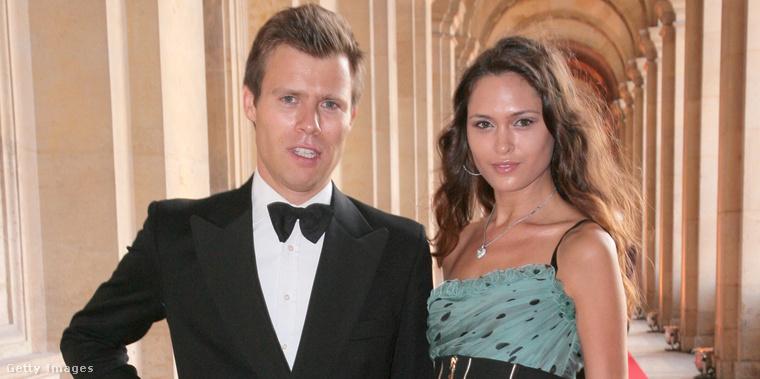 A herceg és az egyik barátja, 2008-ban