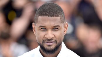 Usher a párjától kisbabát kapott ajándékba, exfeleségétől pedig keserű emlékeket