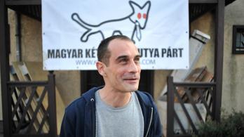 Medián: bejutna a parlamentbe a Magyar Kétfarkú Kutya Párt