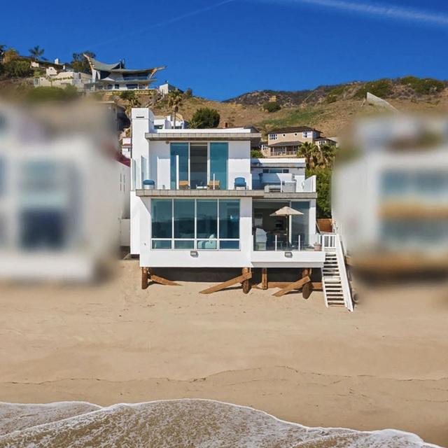 Paris Hilton nyaralójából olyan kilátás nyílik, ami azonnal kisimítja az idegrendszert: képeken a malibui háza