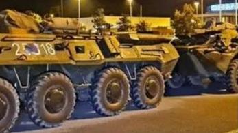 Veszélyesek voltak mindenkire, hazaküldték a lyukas román harcjárműveket a NATO hadgyakorlatáról
