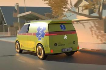 Ilyennek képzeli a VW a jövő mentőautóját