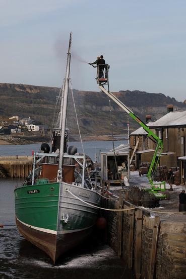 A filmben főszerepet kap majd a Great Yarmouthban állomásozó hering halászati flotta utolsó fennmaradt gőzhajója, a Lydia Eve.