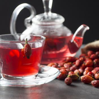 Őszi vitaminbomba a csipkebogyó: a belőle készült tea is nagyon egészséges
