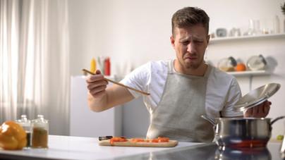 Gyors megoldások a gyakori főzési hibákra: így menthető a túl édes, sós vagy savanyú étel