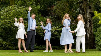 Azonos neműekkel is házasodhatnak a holland királyi ház tagjai és a trónról sem kell lemondaniuk