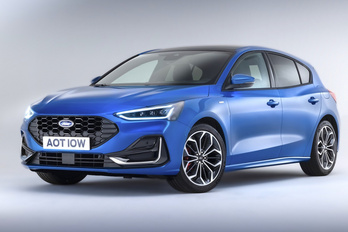 A Ford Focusból is elkészült az új