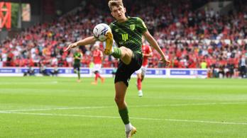 Rákos lett egy walesi válogatott futballista