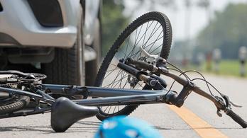 Lehet-e ártatlan a biciklist elsodró kamionos?