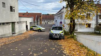 Terrortámadást gyanítanak a norvégiai ámokfutás mögött a hatóságok