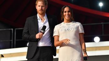 Kiszagolta a brit sajtó, Harry herceg és Meghan Markle mennyit keres