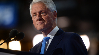Kórházba került Bill Clinton volt amerikai elnök