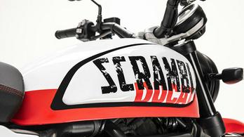 Két újabb Scramblert mutatott a Ducati