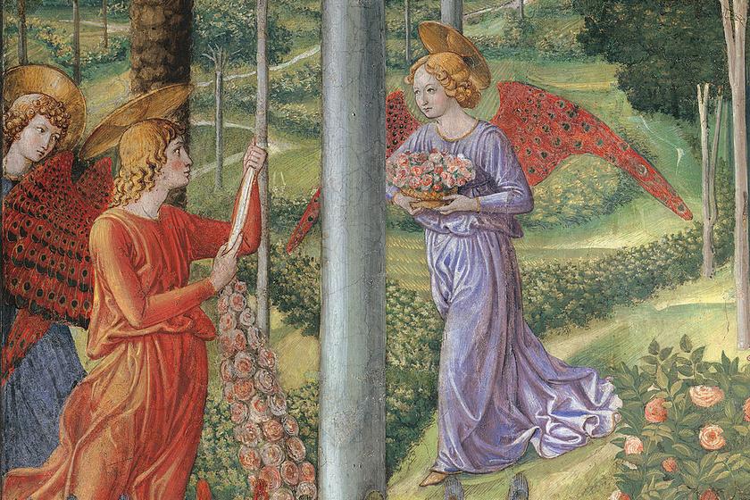 Mit üzennek pontosan a középkori festményekbe rejtett virágok? Így olvashatsz a szirmok között