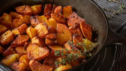 Egy férfi világsztár konyhájában találtuk meg az igazán ropogós sült krumpli titkát
