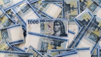 Némi erősödés a forintárfolyamban, bement 360 alá a hazai fizetőeszköz