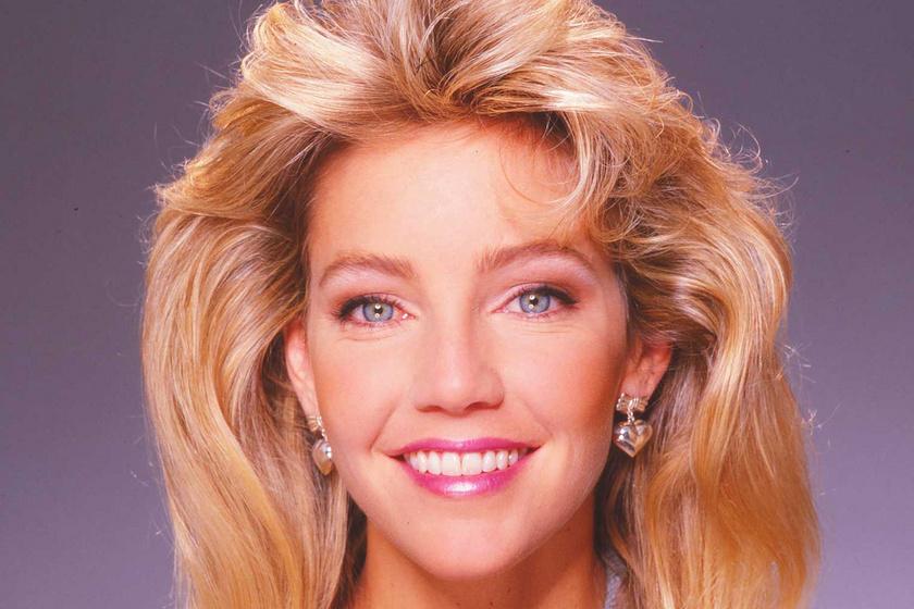 Emlékszel a Melrose Place szép színésznőjére? A 60 éves Heather Locklear gyönyörű friss fotóin