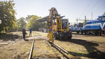 Indul a Budapest–Belgrád vasútvonal 750 milliárd forintos felújítása