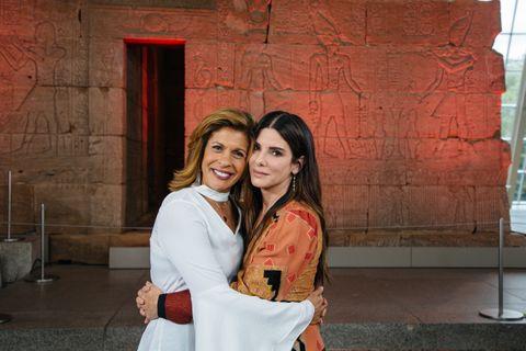 Hoda Kotb: Sandra Bullock bátorított, hogy 50 felett is merjek örökbefogadni
