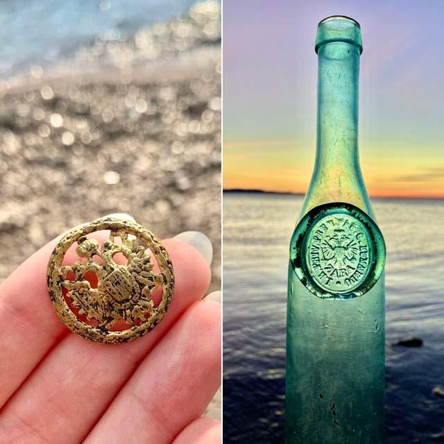 10 különleges dolog, amit a partra sodort a tenger: az Osztrák-Magyar Monarchia idejéről is maradtak fenn emlékek