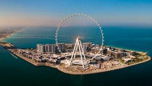 """Dubaj, ahol a """"legek"""" találkoznak"""