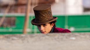 Kulisszafotók a Timothée Chalamet főszereplésével készülő Wonka-film forgatásáról